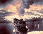 القنبلة النووية الأولى