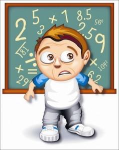 هل يكره الرياضيات